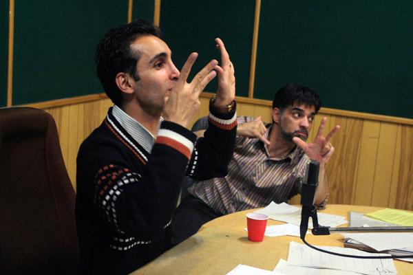 کارگاه آموزشی سعید پور محمودی